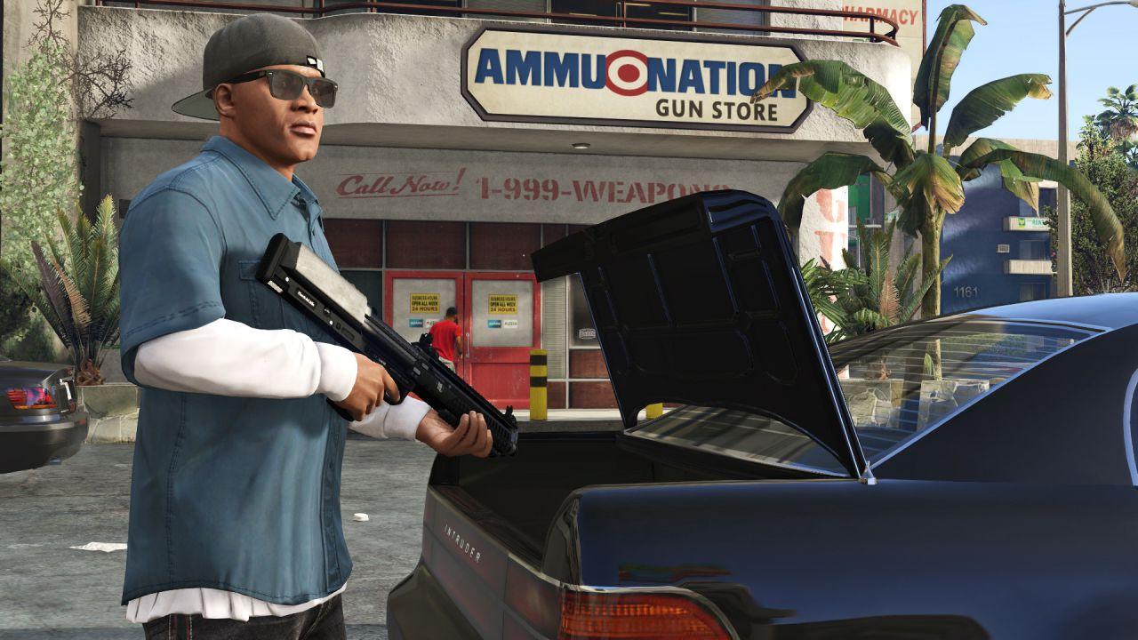Il vostro PC reggerà Grand Theft Auto 5 in 4K? Probabilmente si
