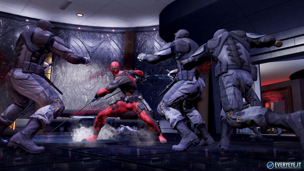 Immagini per  Deadpool: The Game