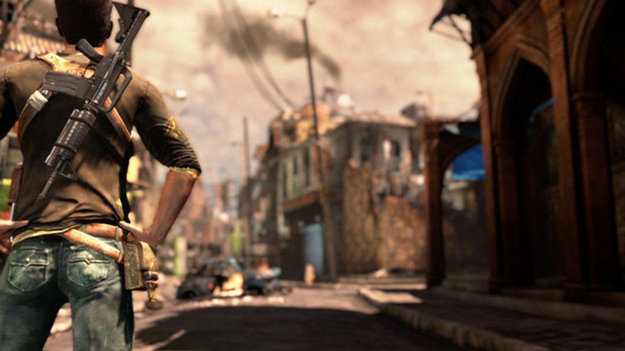 Immagini per l'artbook ufficiale di Uncharted 2