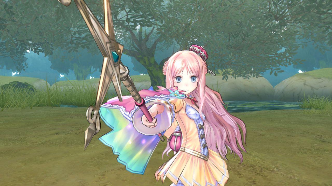 Immagini per la versione PS Vita di Atelier Meruru