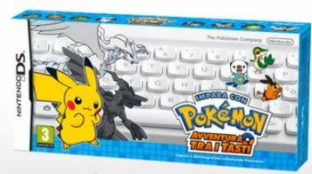 Impara con Pokemon: Avventura tra i Tasti disponibile da questo Settembre su Nintendo DS