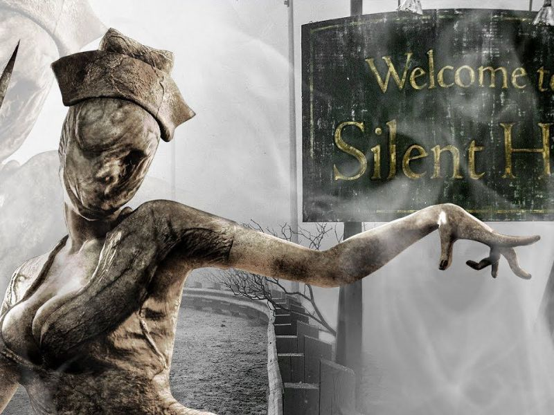 What year was Silent Hill released for PlayStation?