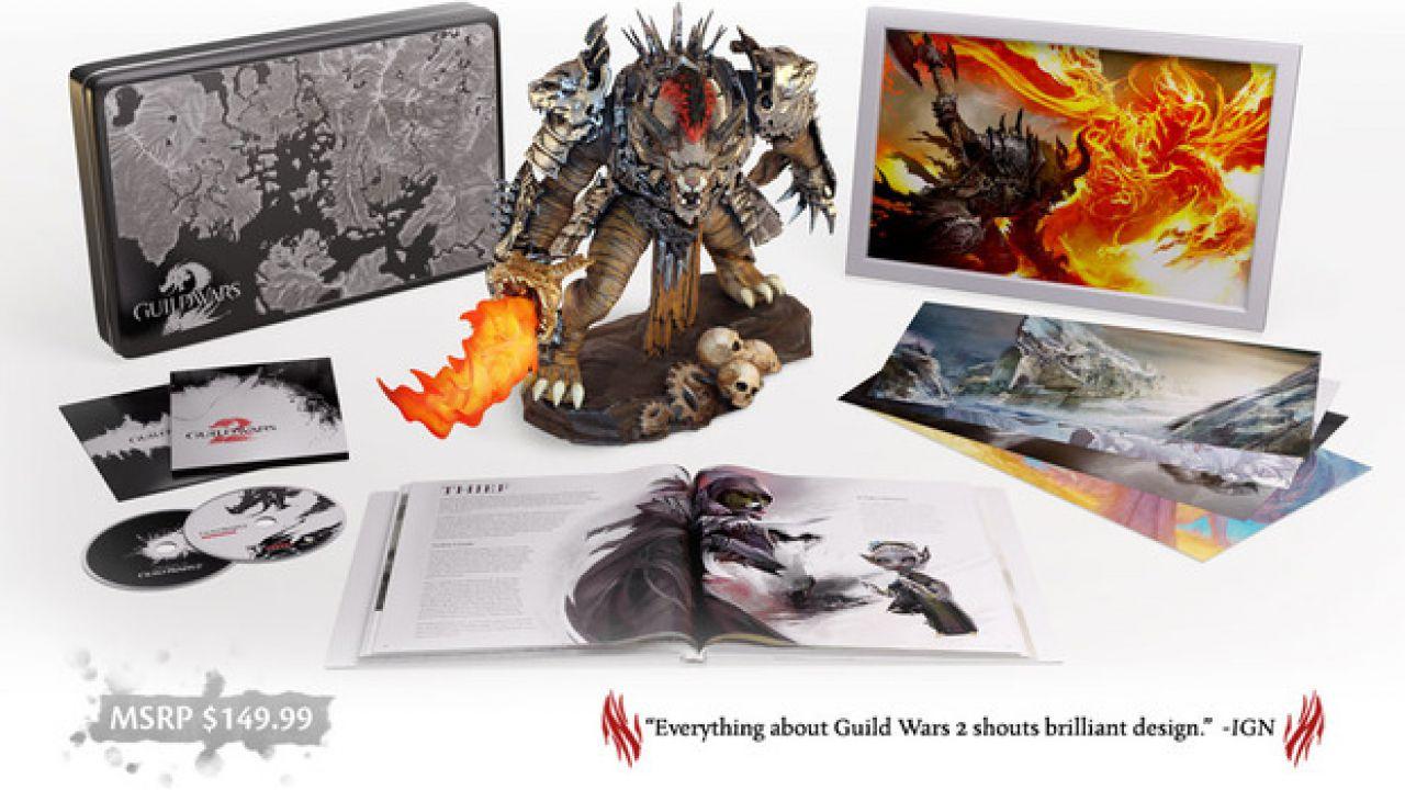 In anteprima alcune immagini provenienti dalla mostra di Guild Wars 2 al Lucca Comics & Games