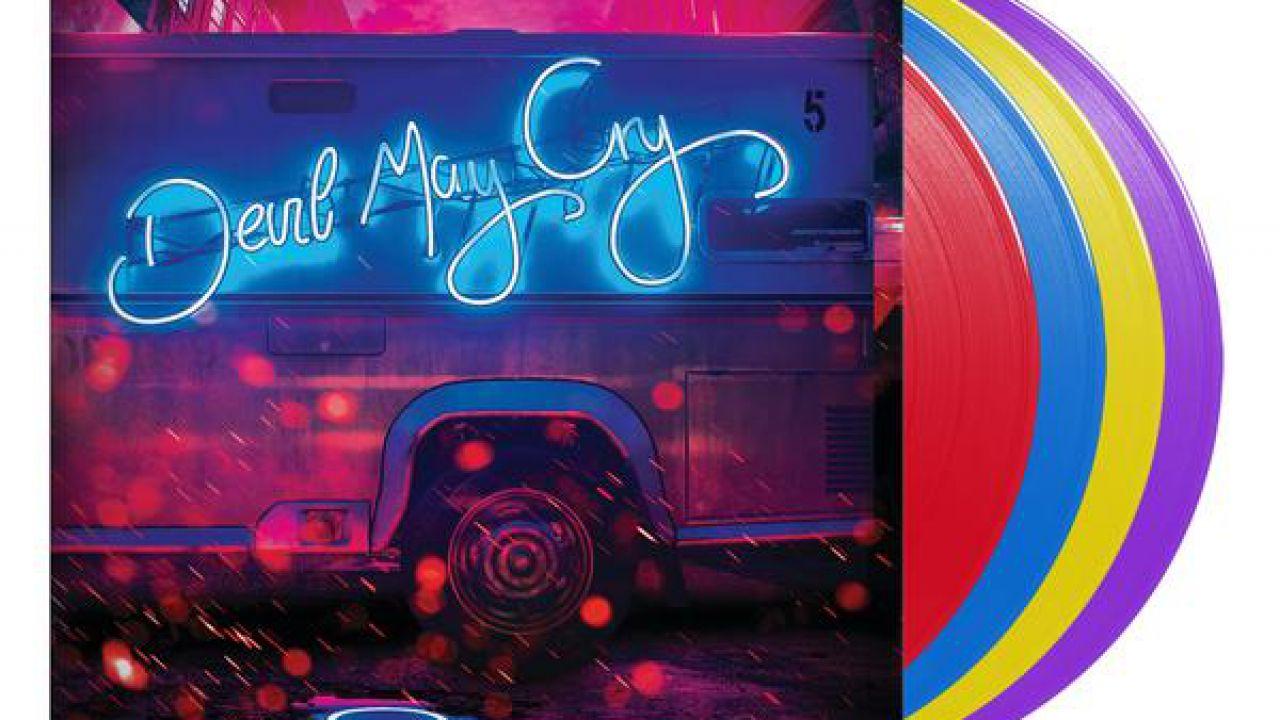 edef455215 In arrivo la colonna sonora di Devil May Cry 5 su vinile e CD