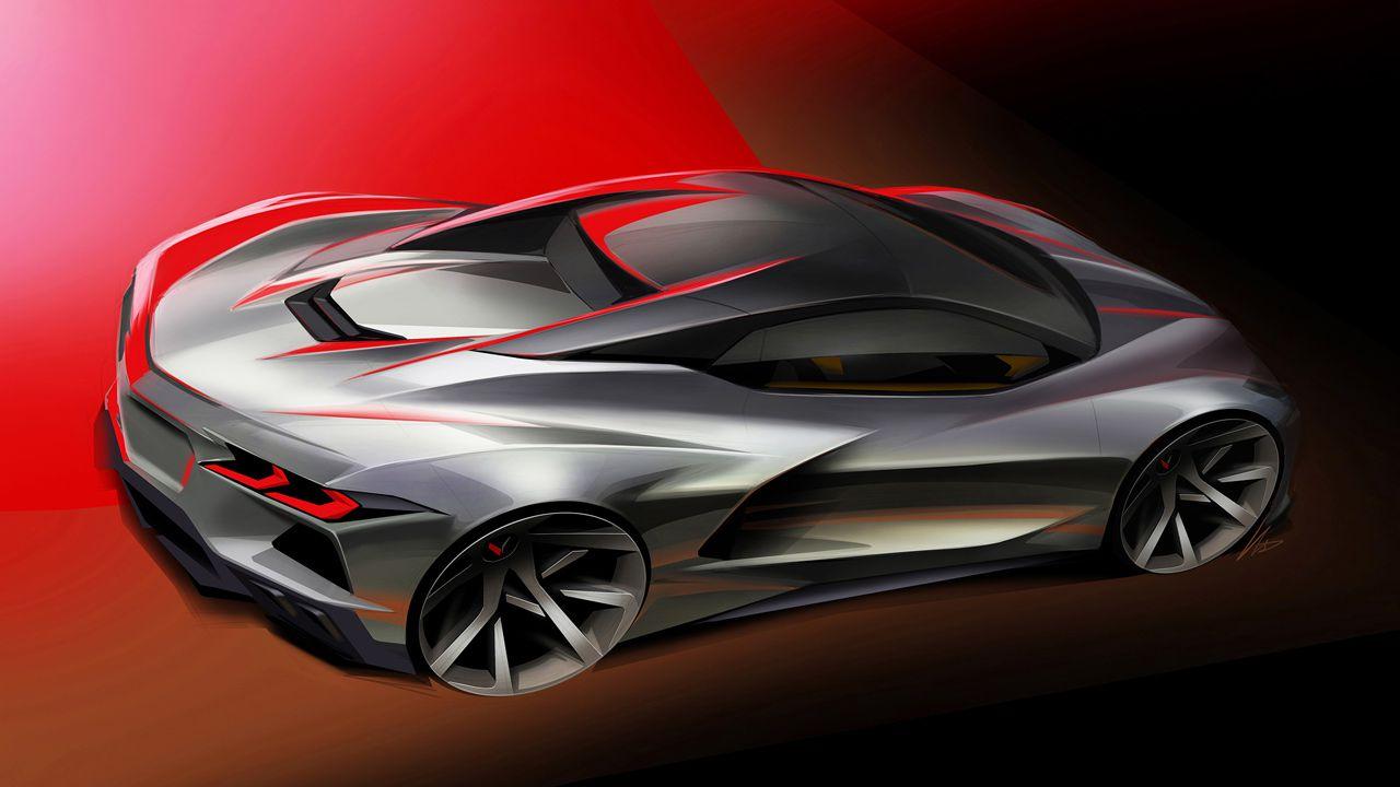 In arrivo una Corvette elettrica? GM registra il marchio 'E-Ray'