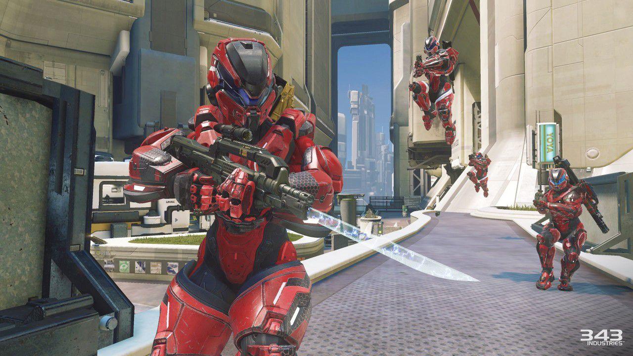 In arrivo il Custom Game Browser per Halo 5: Forge