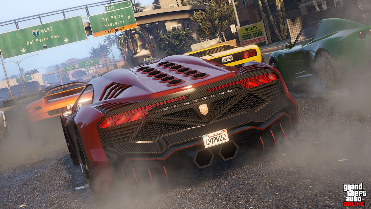 In arrivo dodici nuovi veicoli per GTA Online?