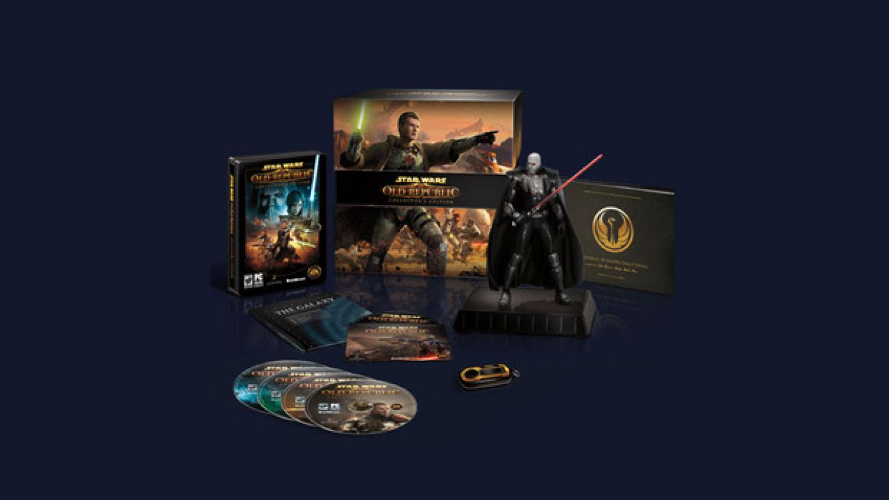 In arrivo l'opzione Free-to-Play per Star Wars: The Old Republic