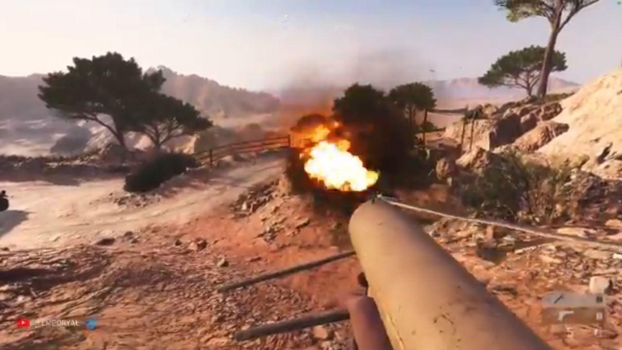 In arrivo un lanciafiamme con l'aggiornamento di Battlefield V?