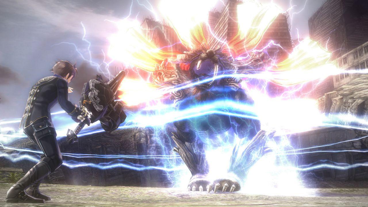 In arrivo un nuovo aggiornamento per God Eater 2 Rage Burst