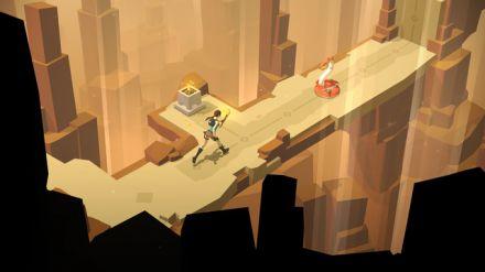 In arrivo un'espansione gratuita per Lara Croft GO