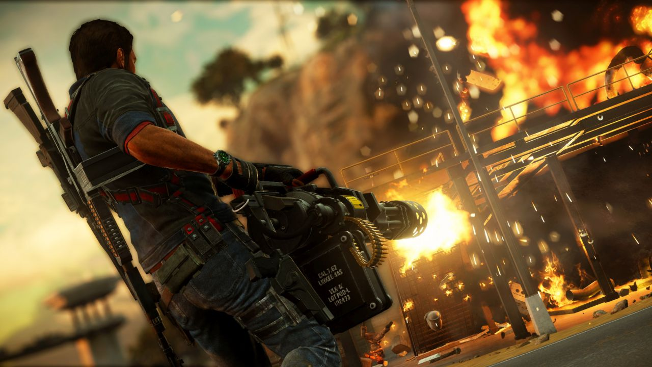 In arrivo una mod multiplayer per Just Cause 3