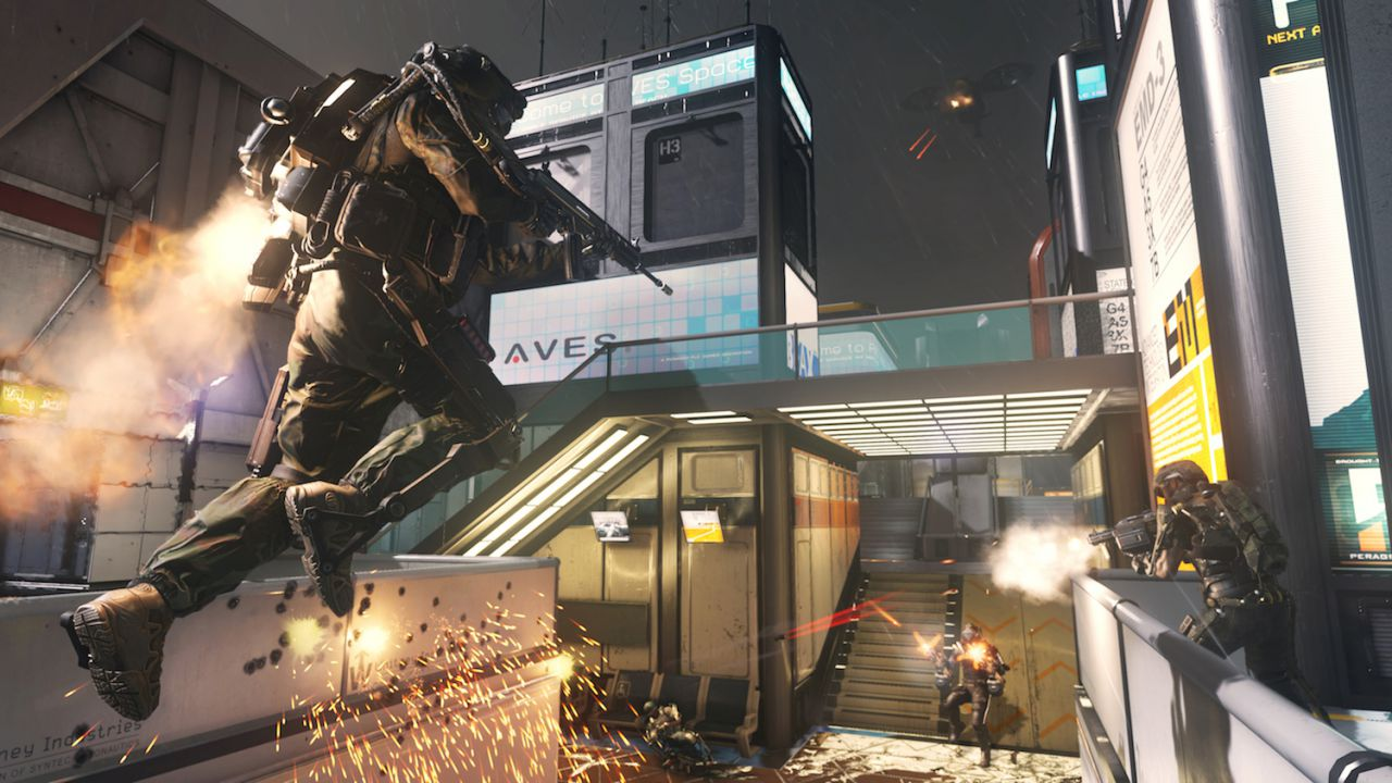 In arrivo una nuova arma per Call of Duty Advanced Warfare?