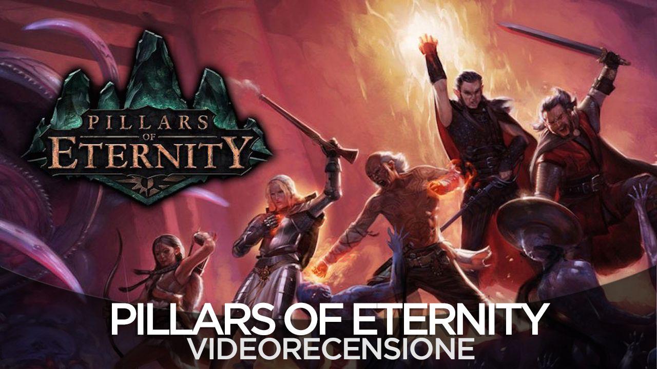 In arrivo una patch per Pillars of Eternity
