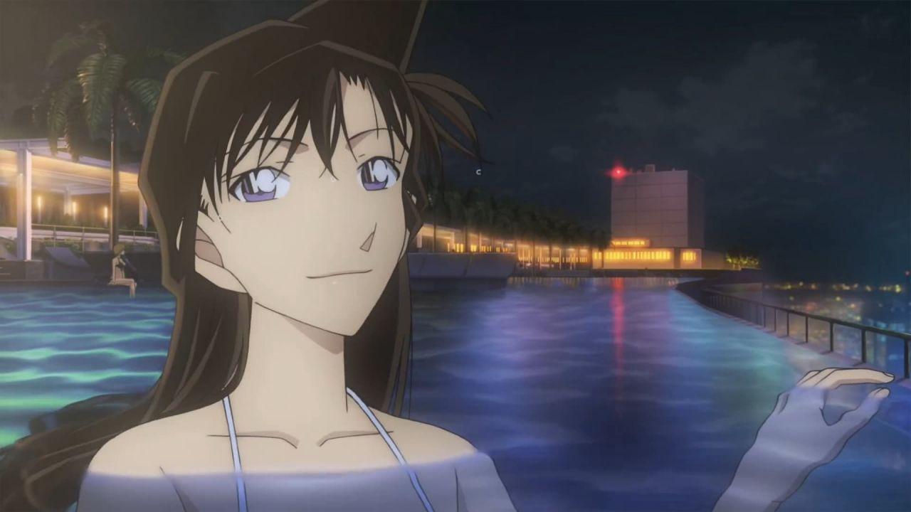 In Cina Detective Conan: Fist of Blue Sapphire è uno dei più grandi successi della storia
