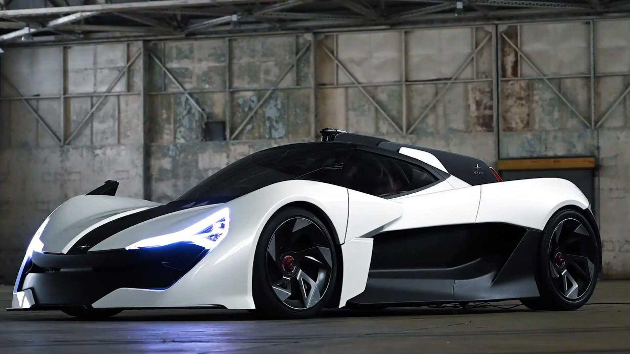 In futuro APEX si dedicherà alle auto elettriche economiche?