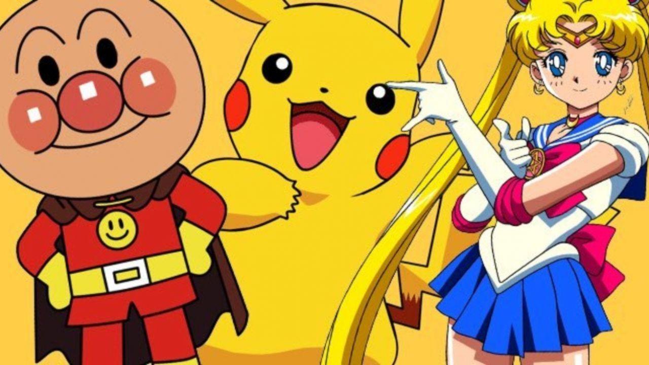 In Giappone si votano i personaggi anime più facili da riconoscere, la Top 20 completa