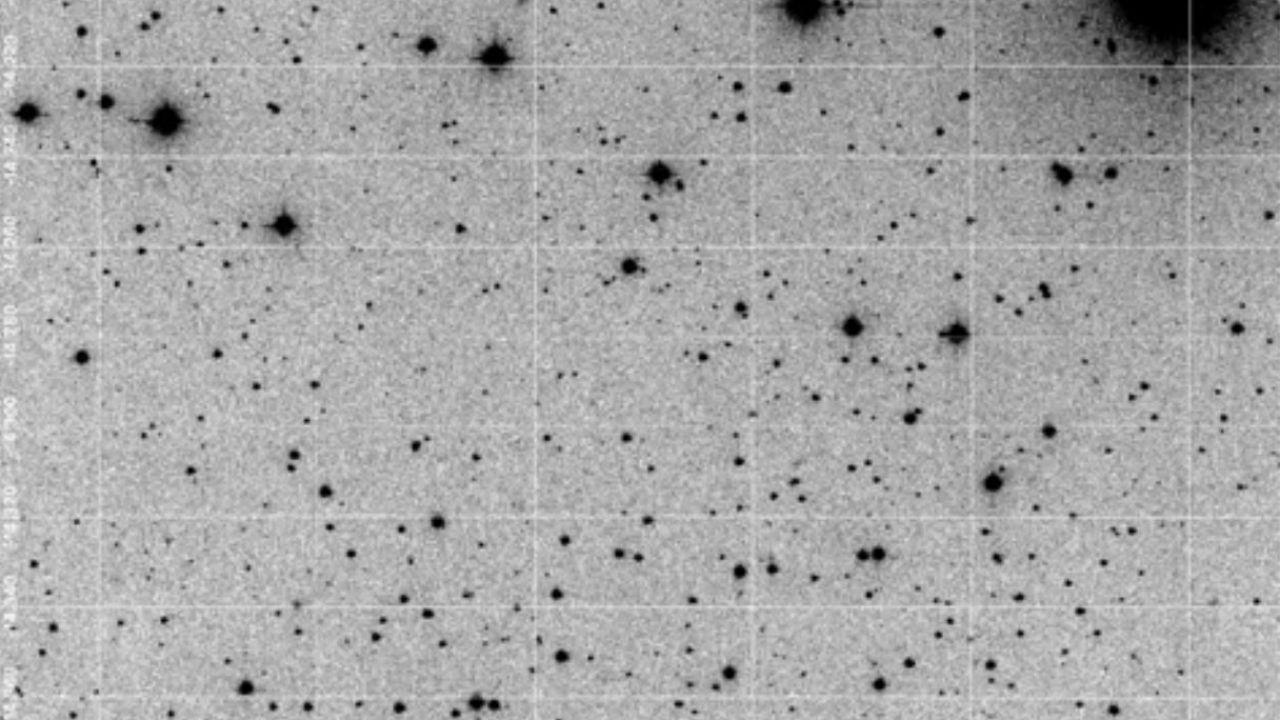In questa immagine ci sono tre asteroidi: riuscite a trovarli?