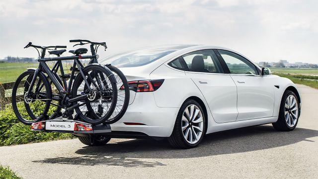 Maifa Gancio per Bagagliaio per Auto per Tesla Modello 3 Gancio per drogheria Gancio per drogheria