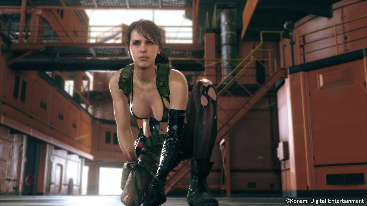 In Metal Gear Solid 5 The Phantom Pain ci saranno meno sequenze filmate