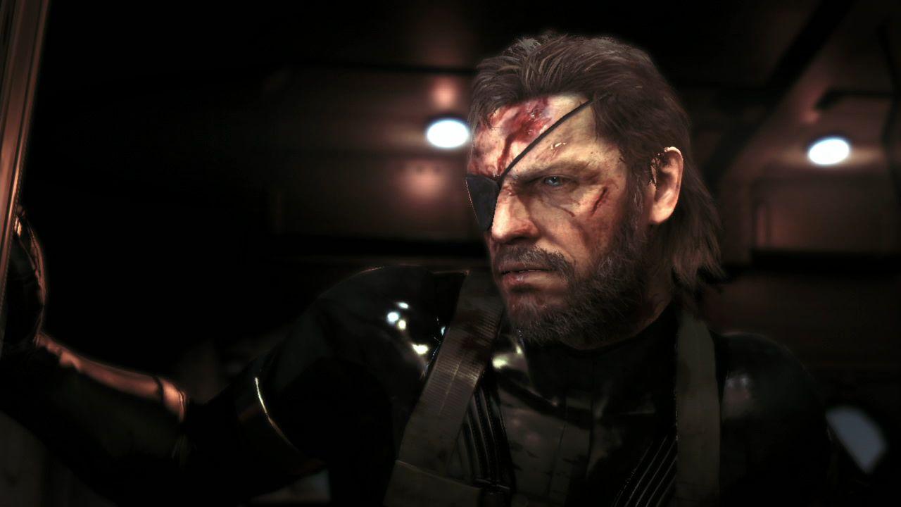In Metal Gear Solid 5 The Phantom Pain Snake sarà più taciturno del solito