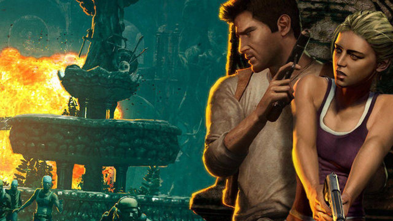 In origine Uncharted era molto simile a Bioshock
