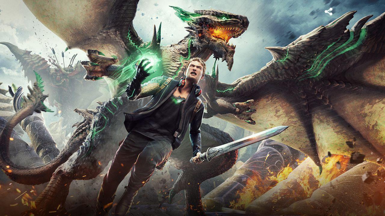 In Scalebound troveremo il meglio degli RPG e degli action