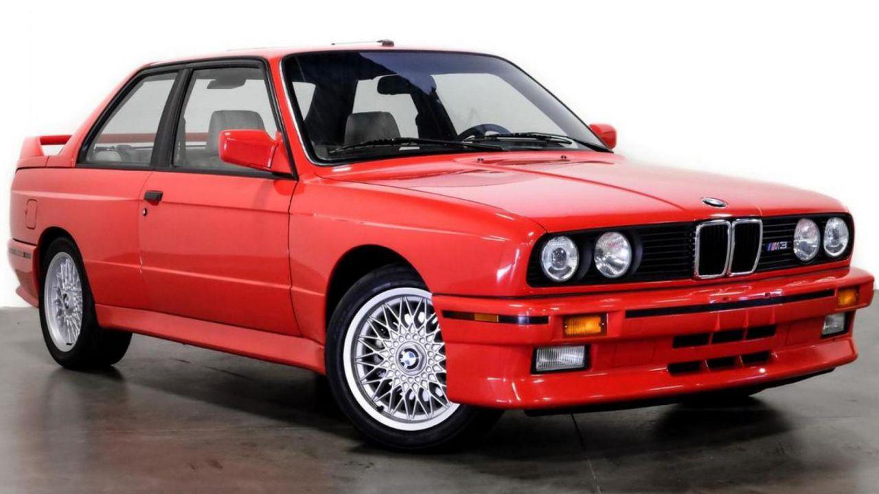 In vendita una delle BMW M3 appartenute a Paul Walker