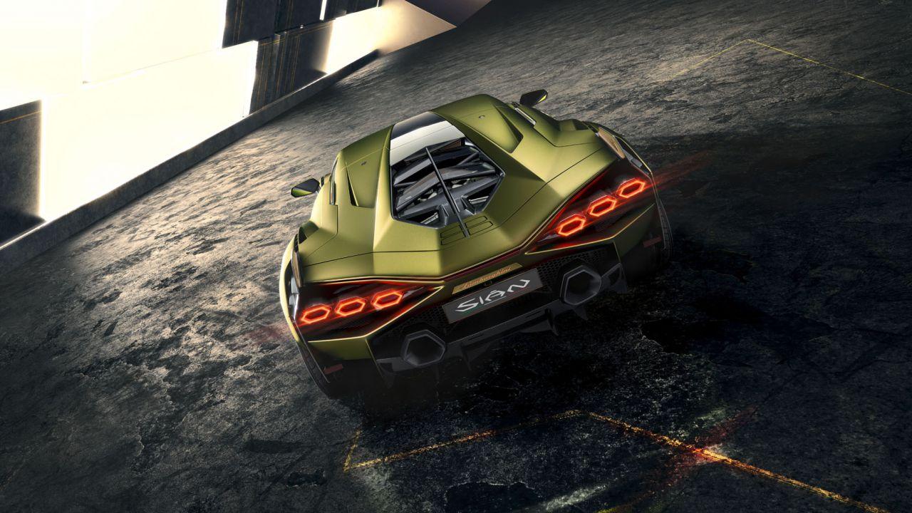 In vendita una Lamborghini Sian di Mansory che sfiora i 4 milioni di euro