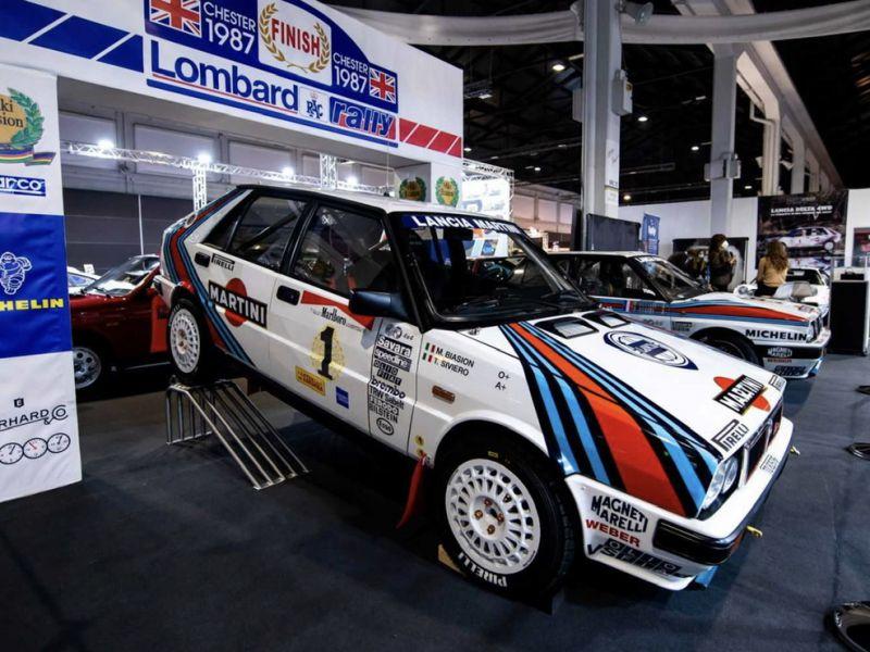 In vendita la Lancia Delta 4WD di Miki Biasion dopo due anni di restauro
