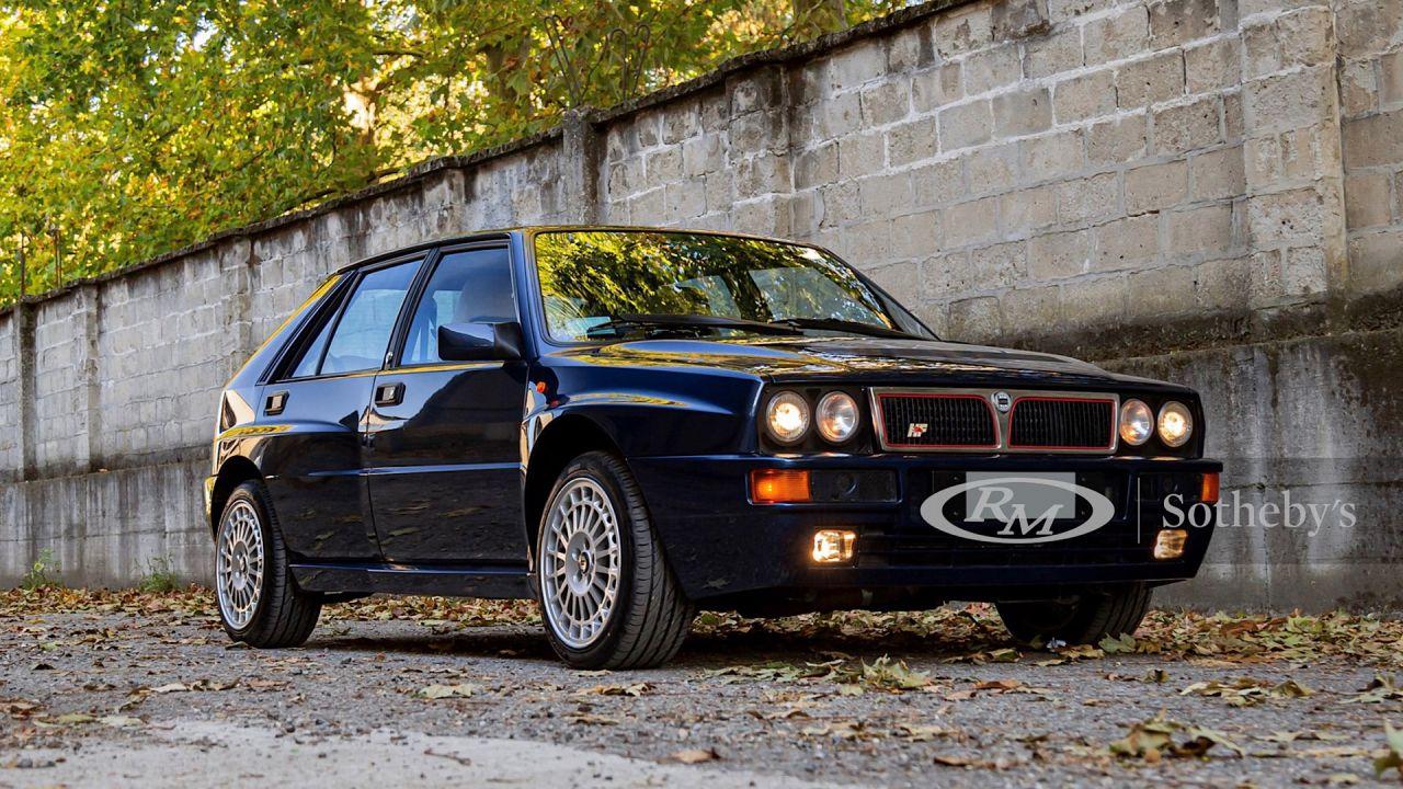 In vendita una splendida Lancia Delta HF Integrale Evo II con 16.000 km