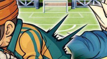 Inazuma Eleven 3: Ogre all'attacco! spot TV europeo