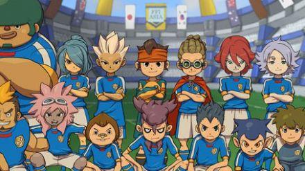 Inazuma Eleven 3: Nintendo lancia un sito web