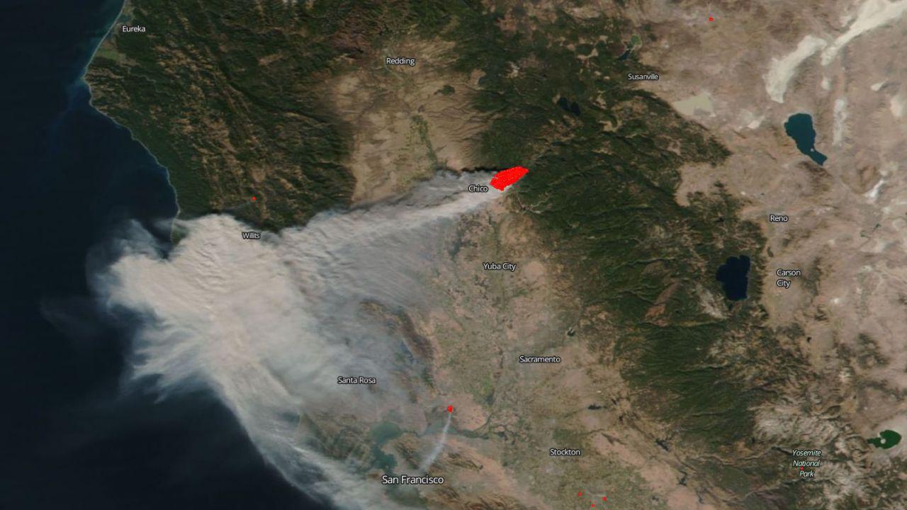 Risultati immagini per california incendio