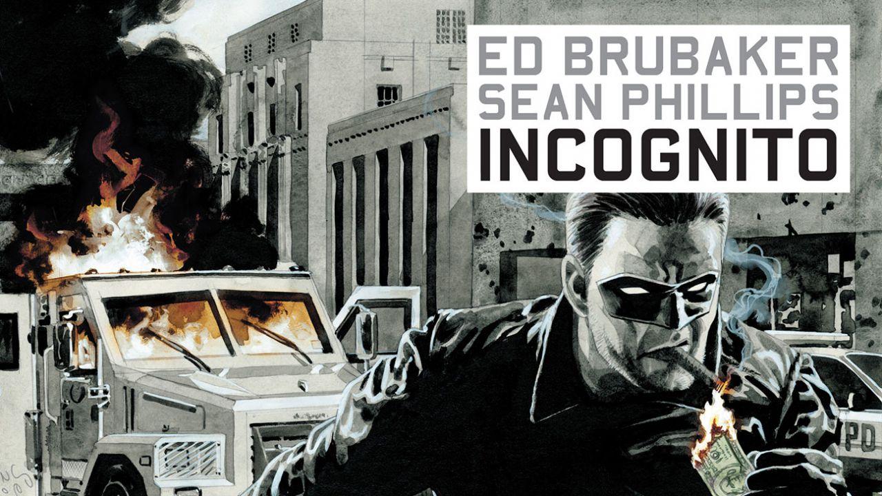 Incognito di Ed Brubaker diventa un film diretto da Fede Alvarez