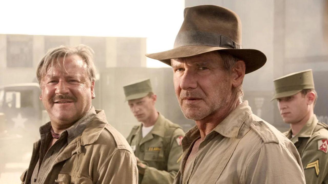 Indiana Jones 5, David Koepp ha detto addio ad Harrison Ford per via di Steven Spielberg