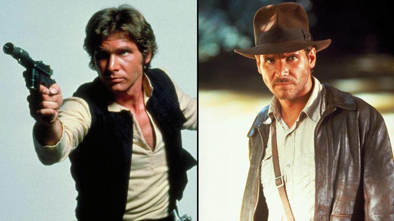 Indiana Jones incontra Han Solo in un curioso crossover strappalacrime