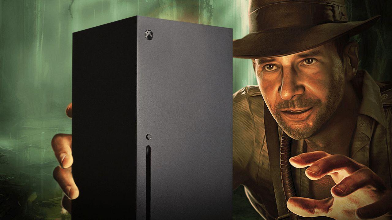 Indiana Jones: 'questo gioco appartiene a una Xbox', Microsoft fa una battuta sui social