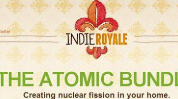 Indie Royale pubblica l'Atomic Bundle