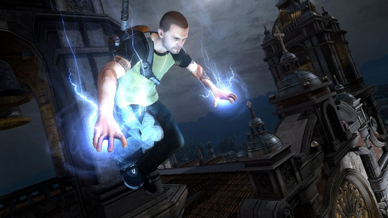 InFamous 2: nuovo update disponibile