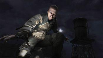 inFamous: l'eroe Cole in giro su di un camion...