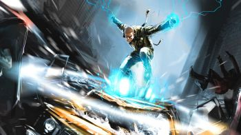 Infamous: il potere delle Gigawatt Blades gratuito per tutti