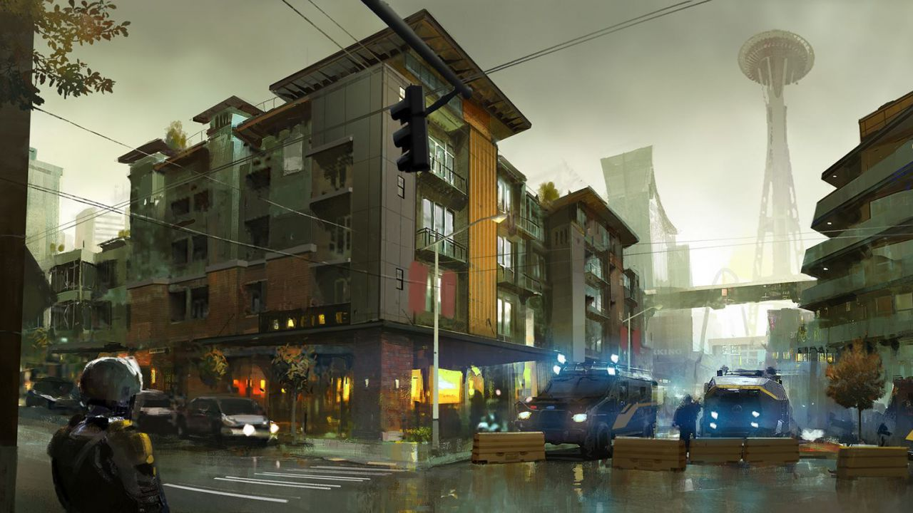 inFamous: Second Son: nuove immagini