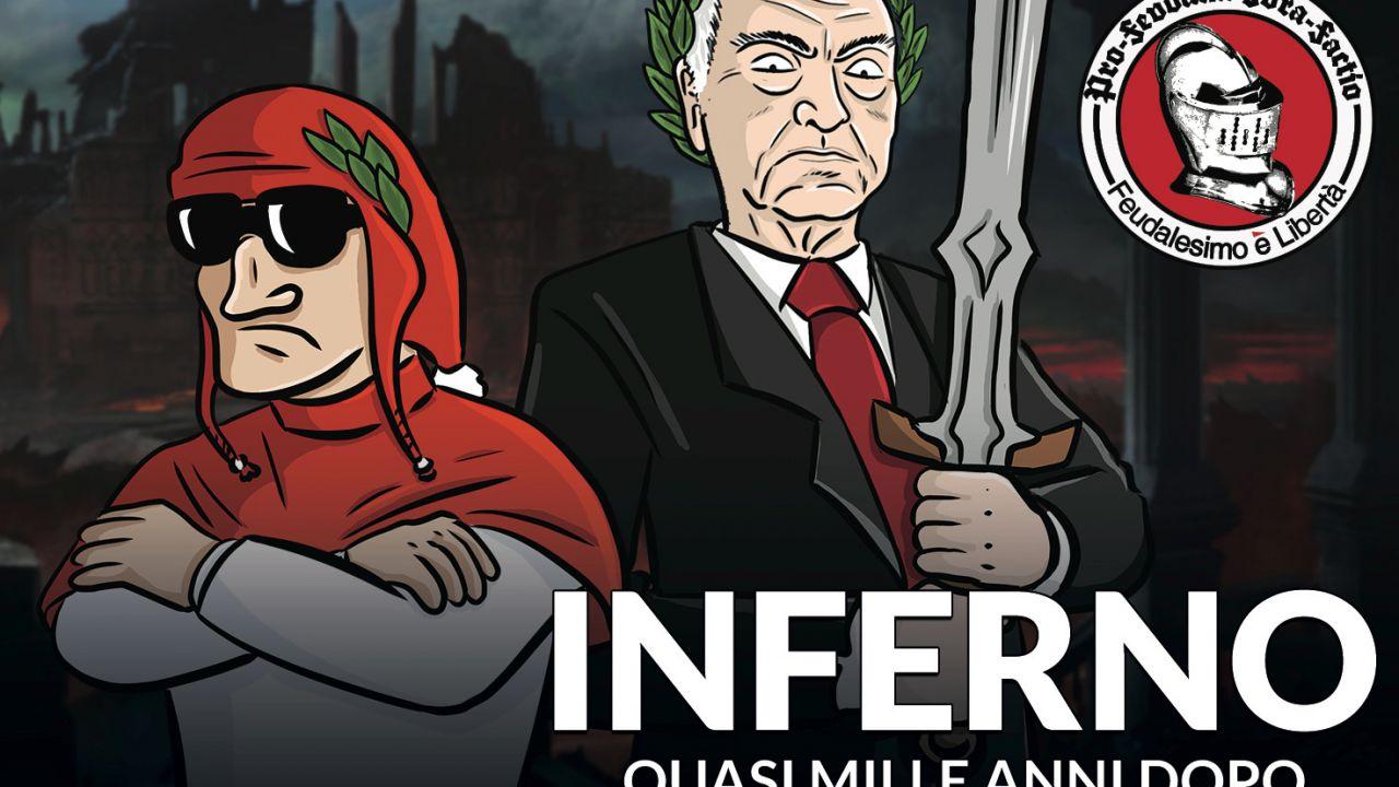 Inferno, il videogioco di Feudalesimo e Libertà sulla Divina Commedia