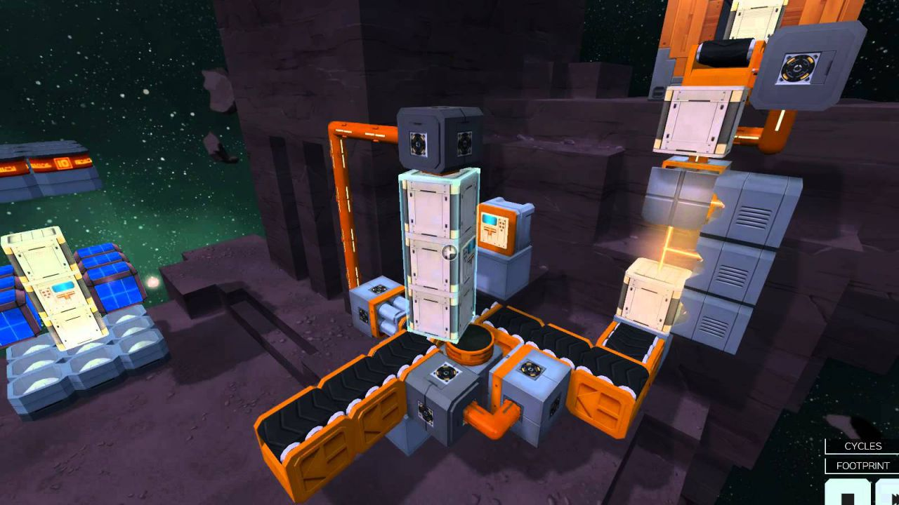 Infinifactory annunciato per Playstation 4