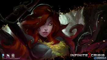 Infinite Crisis disponibile ora su Steam