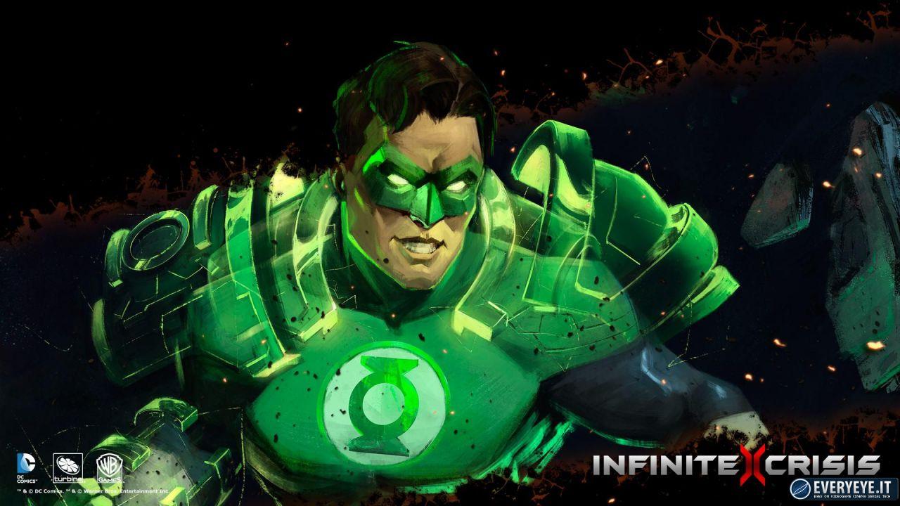 Infinite Crisis sarà disponibile su Steam dal 26 marzo