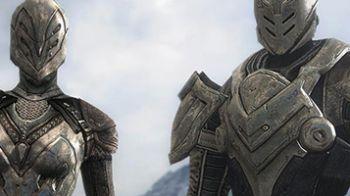 Infinity Blade Saga: primo video gameplay off-screen