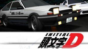 Initial D, nuova serie animata in arrivo dal manga sulle corse automobilistiche