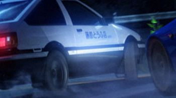 Initial D: Perfect Shift Online annunciato su Nintendo 3DS